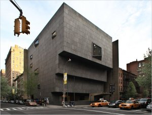 The Whitney Museum will move from the Breur building to the meatpacking district. The Metropolitan Museum of Art will gain the space at the Breur Building where it will display Benton's America Today.