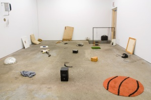 "Michael Mahalchick March 7 – April 22nd, 2012 : Michael Mahalchick, ""IT"" performance, March 6th, 2012, Canada"