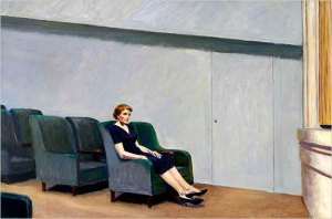 Hopper's Intermission (1963) was acquired by the SFMOMA in 2012